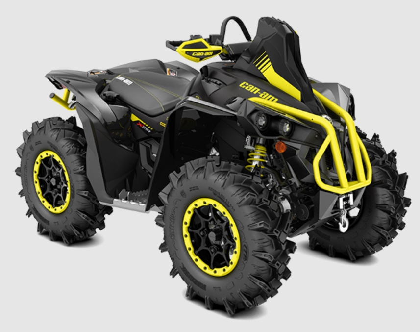 Диски для квадроцикла Can-Am BRP