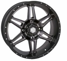 Диск для квадроциклов sti hd7 r 14 matte black